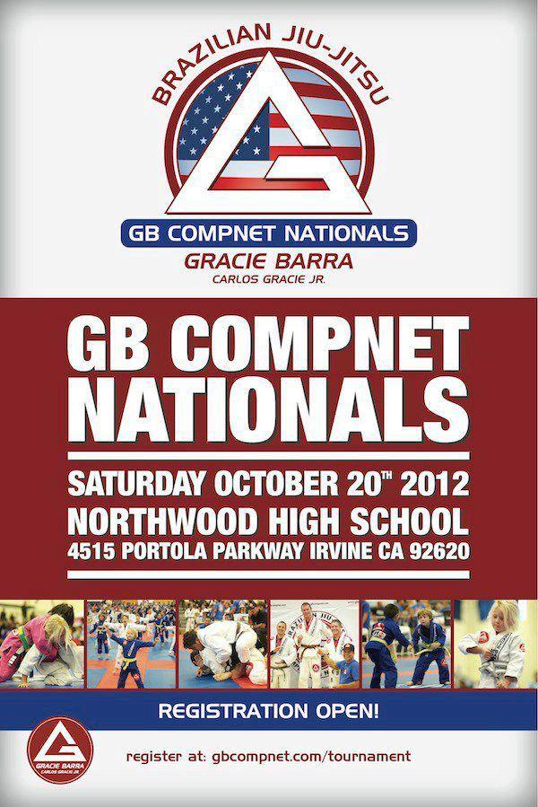GB Nationals to celebrate Jiu-Jitsu for Everyone motto