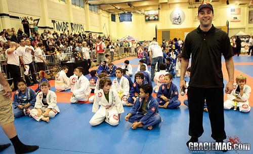 Black belt Marcio Feitosa