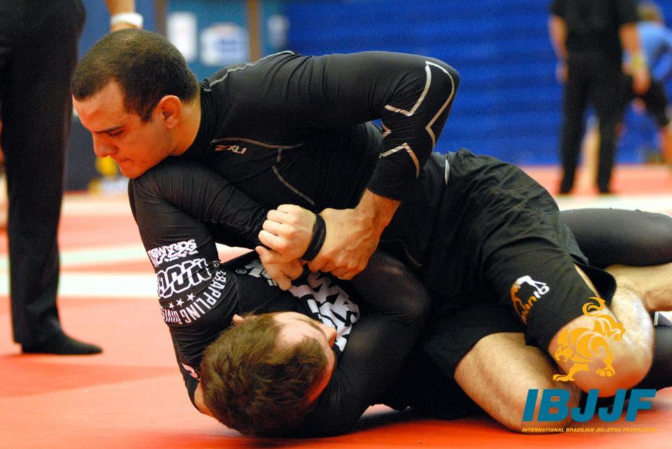 European No-Gi Jiu-Jitsu IBJJF Championship