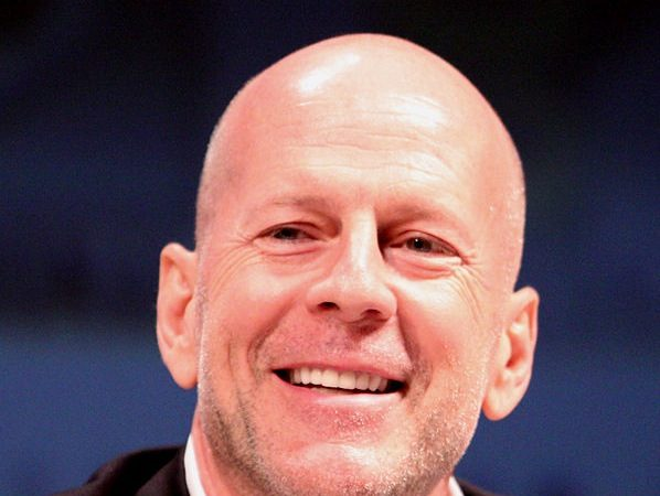 Even Bruce Willis knows fights end up on the ground