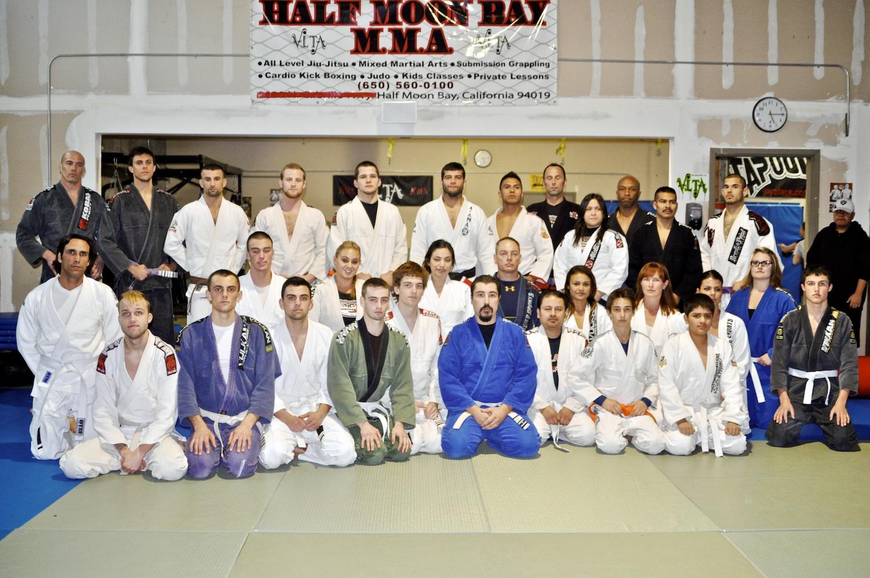 HMB MMA – RAUL CASTILLO MARTIAL ARTS