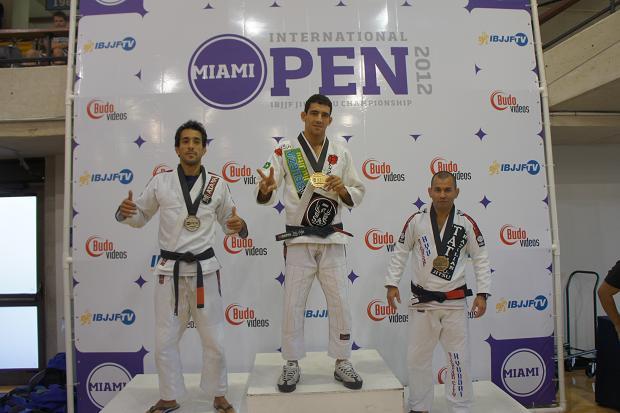 A finalização que funcionou no Miami Open