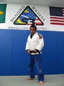 Black Belt Sandro Batata