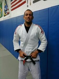 Black Belt Julio Echeverria