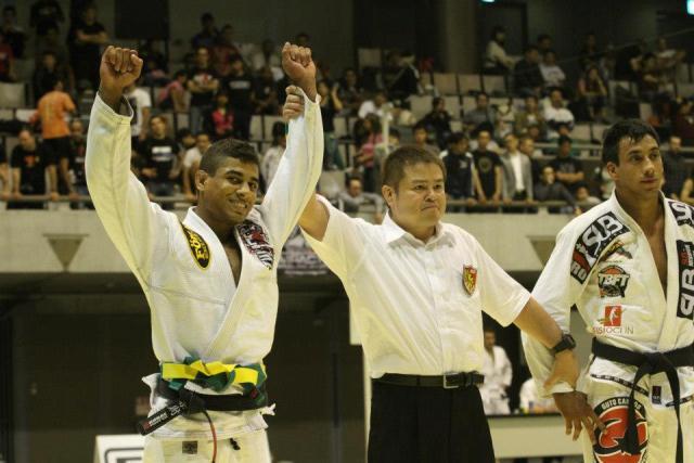 Jonathan Torres, o campeão absoluto. Foto: Divulgação