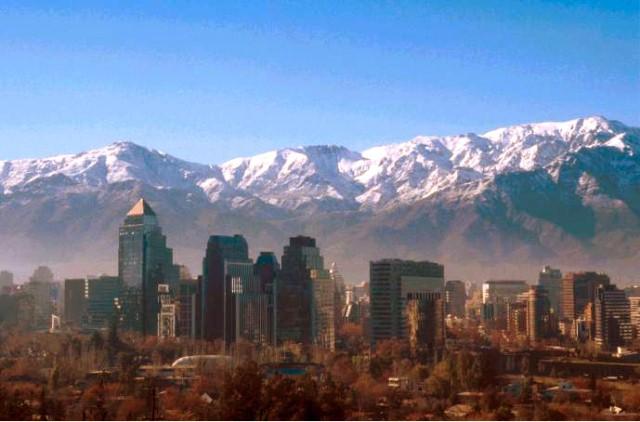 A cidade de Las Condes será o palco da primeira seletiva, no Chile.