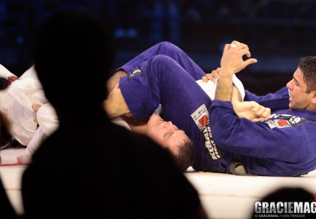 Marcus Bochecha vs Roger Gracie at Metamoris Pro