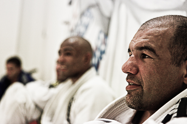"Fabio Gurgel and UFC Rio: ""A black belt who takes the back shouldn't lose the fight"""