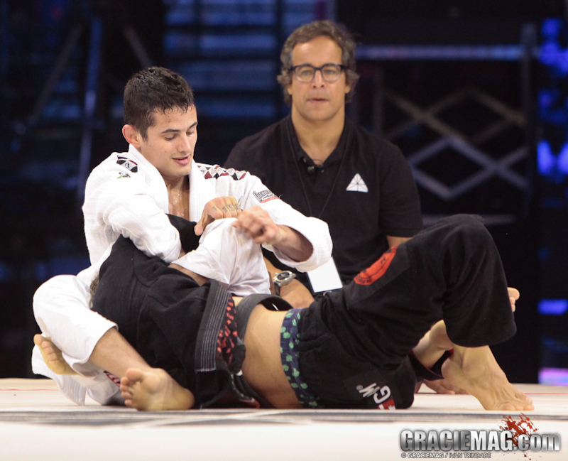 Caio Terra vs. Jeff Glover at Metamoris Pro