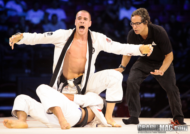 Rafael Lovato Jr vs. Kayron Gracie at Metamoris Pro