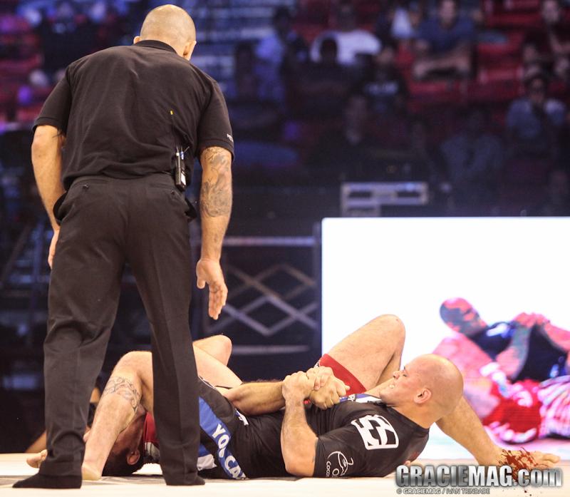Xande Ribeiro vs Dean Lister at Metamoris Pro