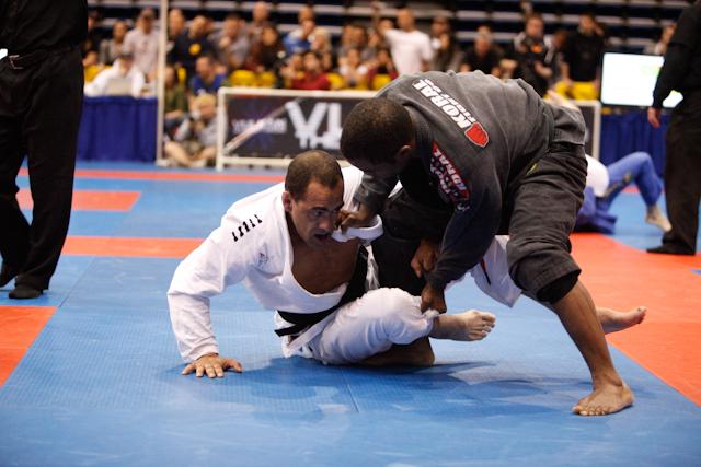 Black Belt Marco Nascimento