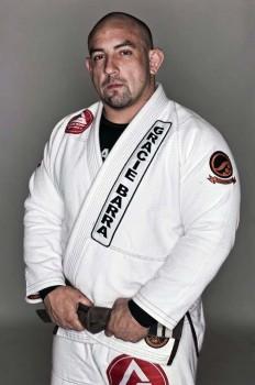 Black belt Orlando Sanchez