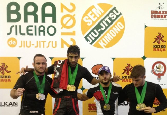 Who can stop Leandro Lo, the absolute No-Gi champion of Brazil?
