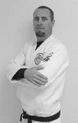 Black Belt Adam Figurski