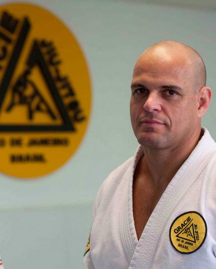 Black Belt Eduardo Rocha