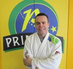 Black belt Richard Bueno