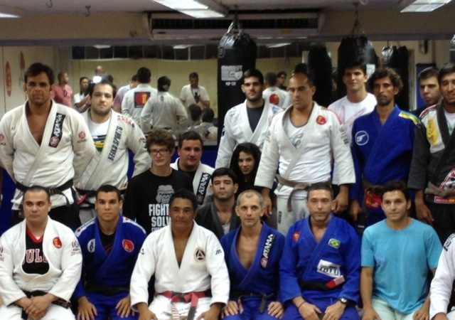 "Rickson Gracie: ""In today's MMA, anything's an excuse to stand it up"""