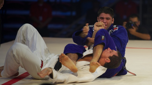 Bochecha vs. Roger and the images from Metamoris, by John Lamonica
