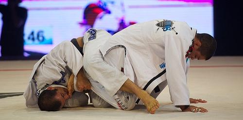 Ryron Gracie contra Andre Galvao no Metamoris Pro