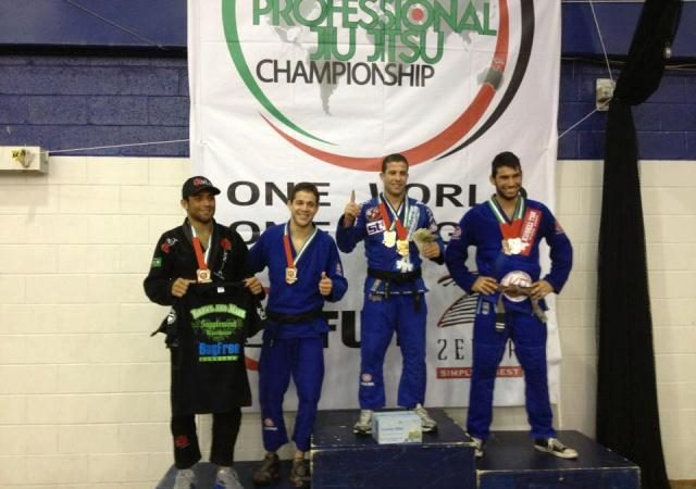 August Tanquinho wins double gold and heads to No-Gi Worlds on roll