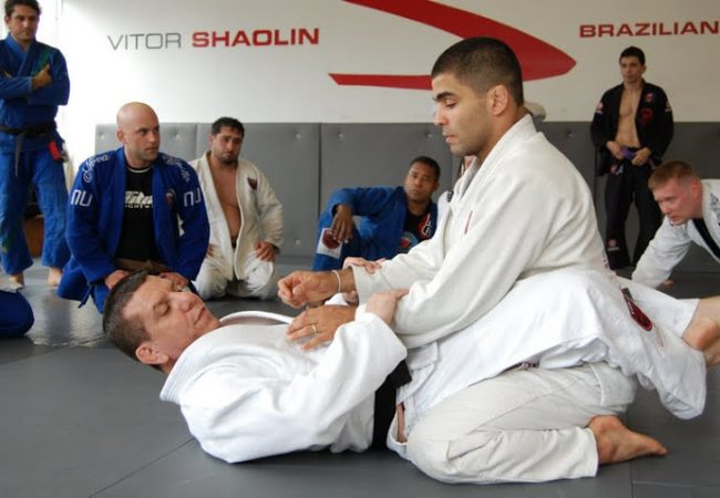 "Shaolin and gi return: ""Honestly, Jiu-Jitsu hasn't changed one bit"""