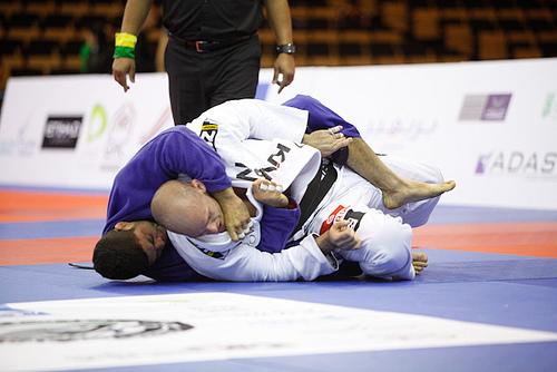 André Galvão detalha ataque nas costas antes de luta no Metamoris Pro