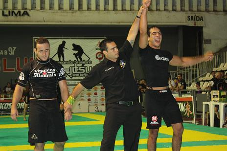 Learn a No-Gi sub to use at first European No-Gi Championship