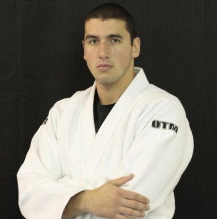 It's Bruno Paulista's birthday! Watch him promoting his first black belt at Ralph Gracie OC