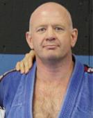 Black Belt Dave Clahan