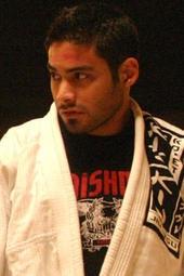 Black belt Eduardo Rene Sanchez