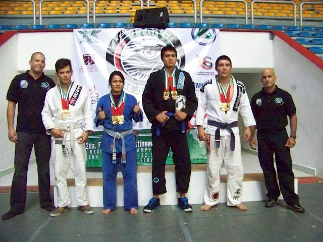 WPJJ Mexico Trials trip to UAE winners