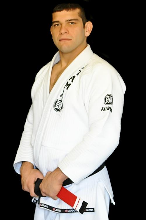 Black Belt Raul Castillo