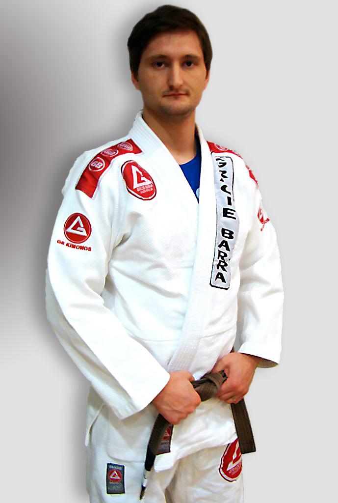 Black Belt Robert Hill