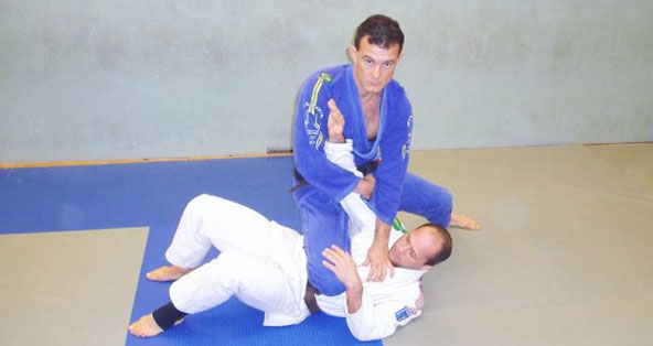 Black Belt Claudio França