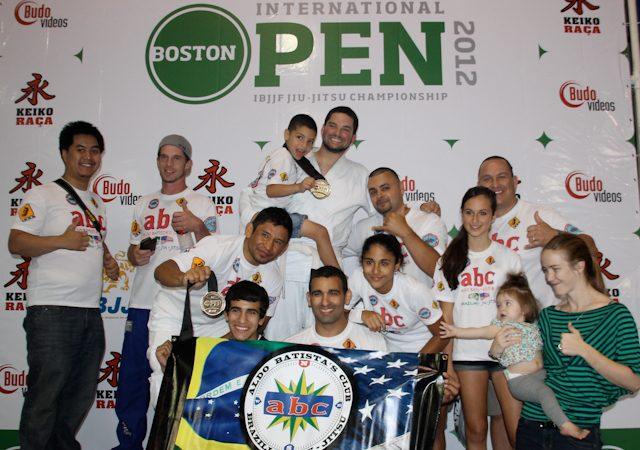 Aldo Batista celebrates great C'ship results