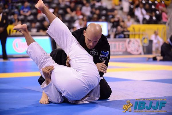 Mundial Master & Sênior: veja as fotos do campeão absoluto Xande Ribeiro & cia