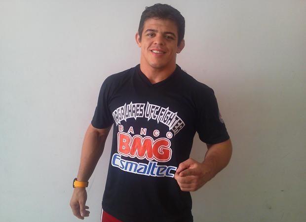 """Lutador do UFC entrega a fórmula para vencer Brasileiro Sem Kimono: """"Vou blefar"""""""