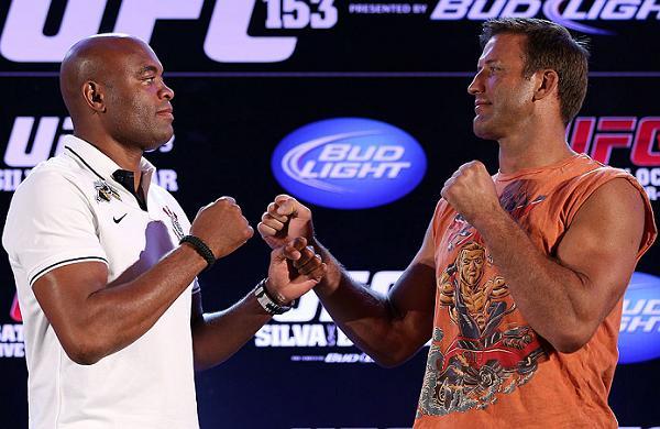 A pesagem e as encaradas do UFC Rio 3, ao vivo no GRACIEMAG.com