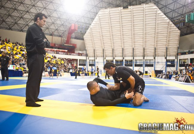 Worlds No-Gi at the Pyramid