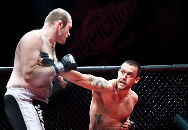 Two GMA members to fight at Bellator MMA, on Nov. 15, in San Diego