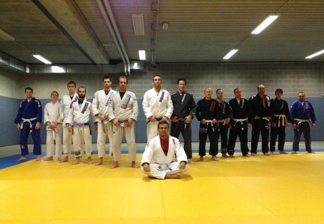 Ricardo Cavalcanti Spreads Jiu-Jitsu in Europe: Promotions Medals & Seminars