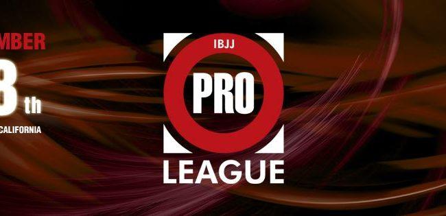 IBJJ Pro League: $1,000 for second place, new names announced