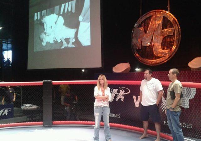Evento de MMA de Rickson Gracie tem 6 finalizações em 8 lutas
