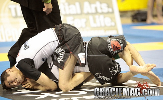 Watch Caio Terra running roughshod through World No-Gi Championship