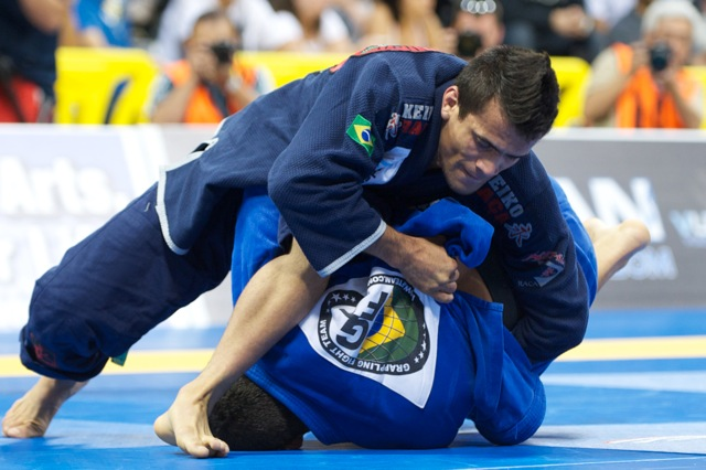 As finais na faixa-preta do Pan de Jiu-Jitsu 2017 já definidas