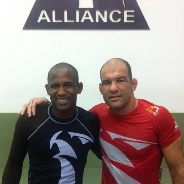 Fabio Gurgel e Fernando Terere na Alliance Sao Paulo