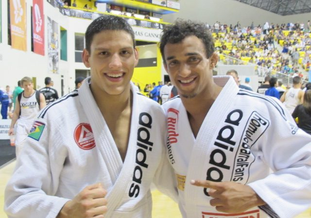 Felipe Preguiça was one of the biggest names of the 2012 Worlds, having won at weight and taken runner-up in the absolute at brown belt