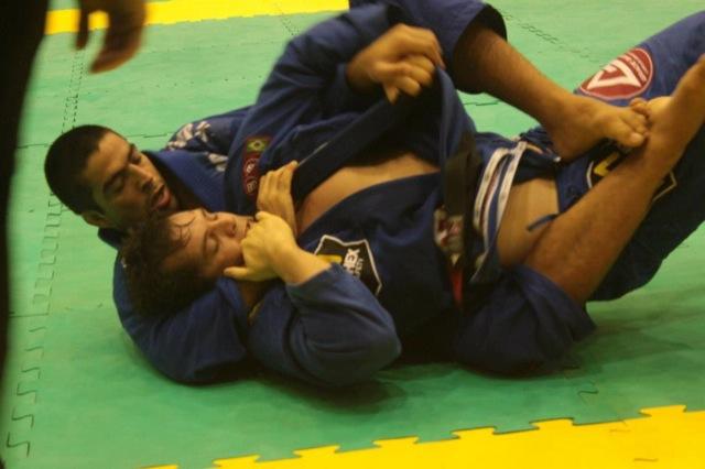Guto Campos e Rodrigo Pimpolho no Sul Americano 2012 Foto: Guilherme Doze Santos