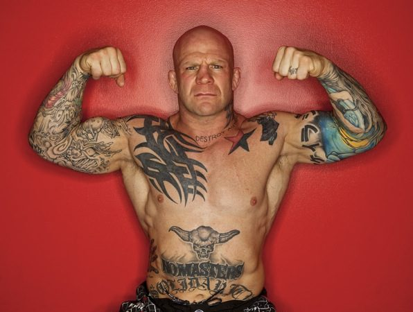 Sunday match: Jeff Monson vs. Kenny Florian